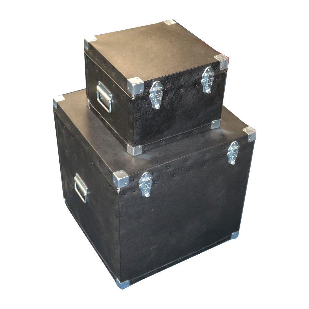 PL805 Plastic Eco Flight Cases – Lift off lid