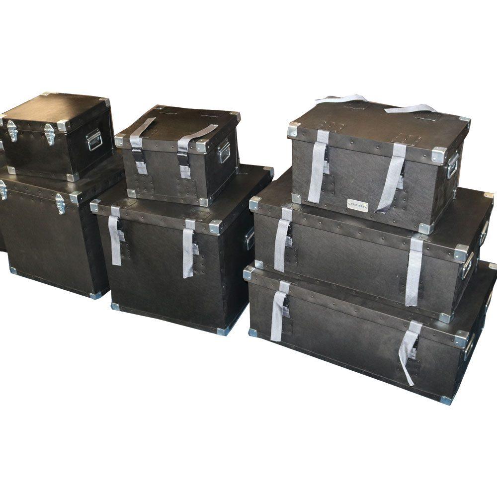 PL730 Plastic Eco Flight Cases – Lift off lid