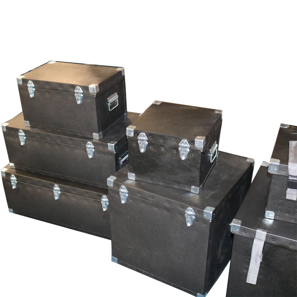 PL480 Plastic Eco Flight Cases – Lift off lid