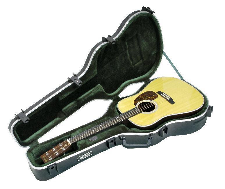 SKB Acoustic Dreadnought Hardshell Guitar Case