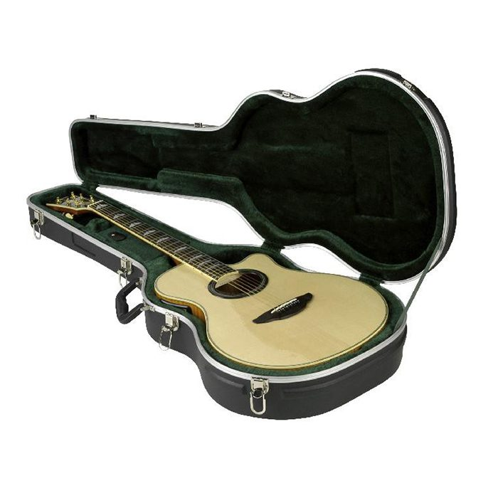 SKB Thin-line Acoustic-Electric/Classic Guitar Flight Case