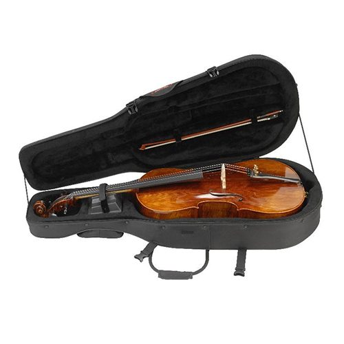 SKB 4./4 Cello Soft Case with Backpack Straps