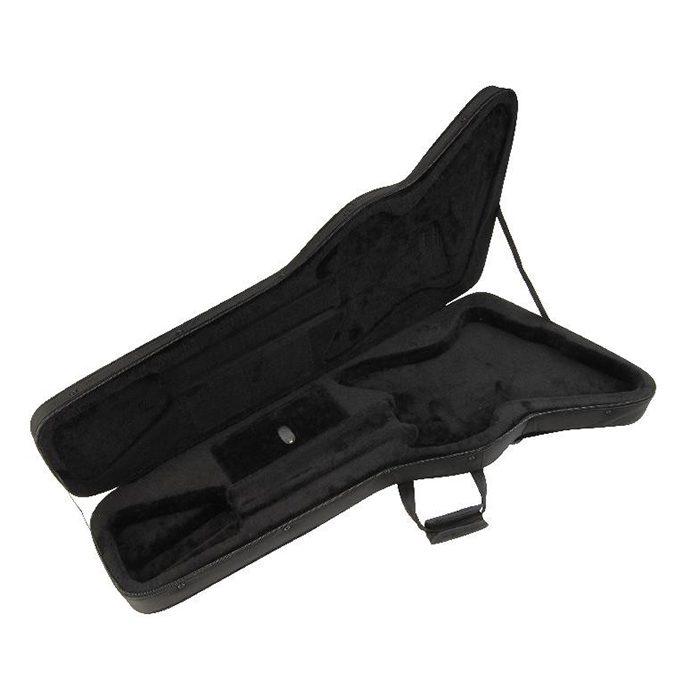 c8995f4990 SKB Explorer/Firebird Guitars Soft case with EPS foam interior – Nylon  exterior, back straps