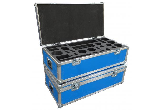 Custom Made Flight Case with Bespoke Foam Interior