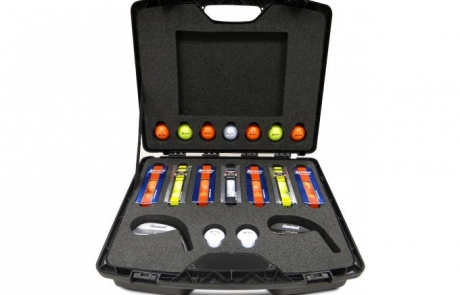 Plastic Presentation Case with Foam routed interior