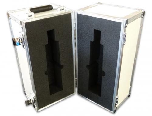 Smoothline Aluminium Presentation Case with Bespoke Foam Interior