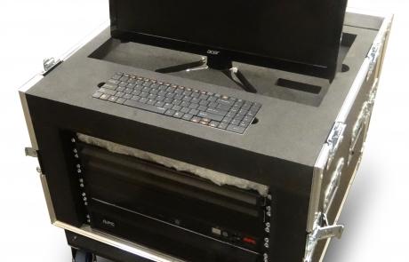 EPT Computer Flight Case