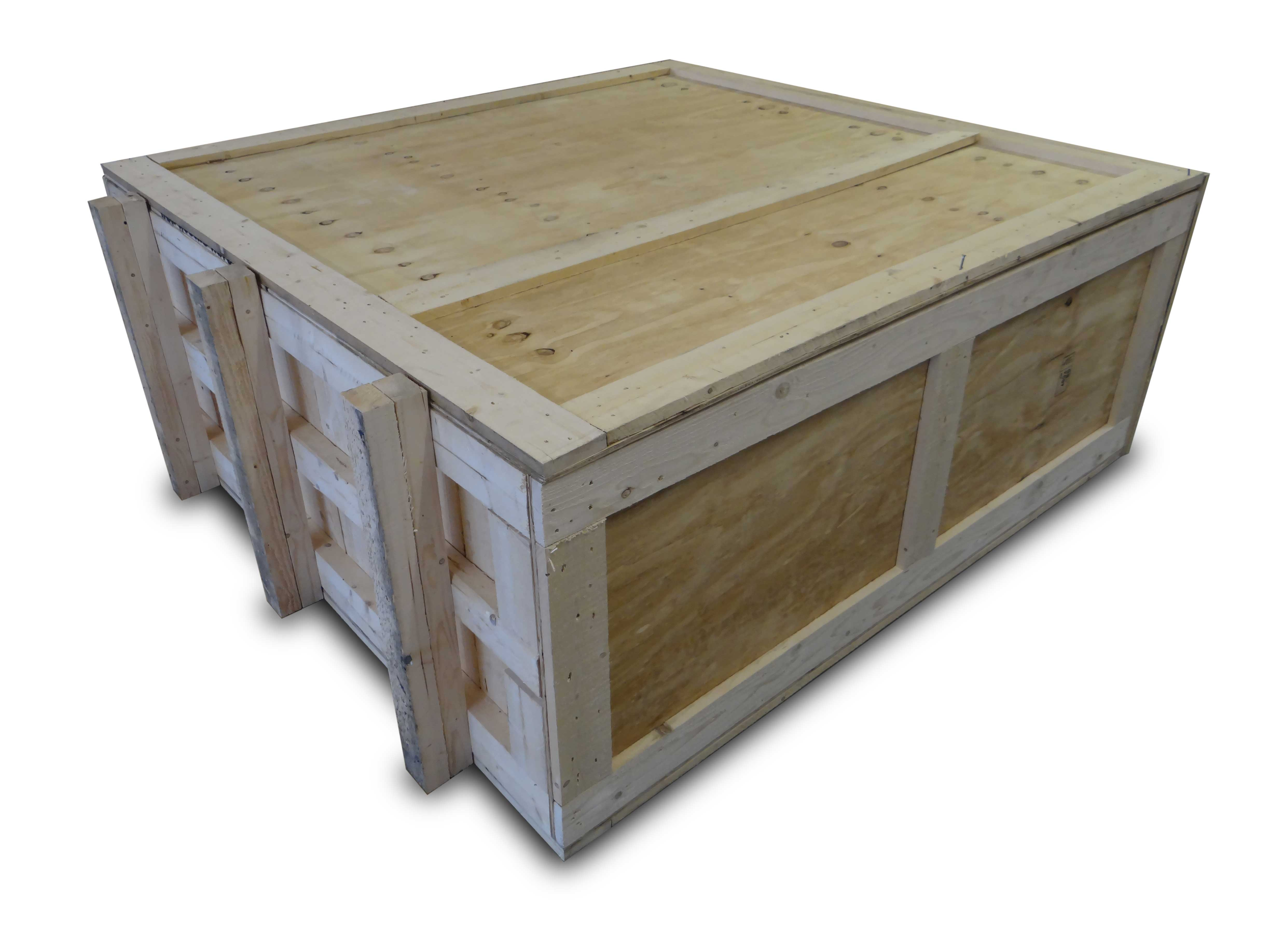 Bespoke wooden shipping crate flight cases waterproof for Metal shipping crate