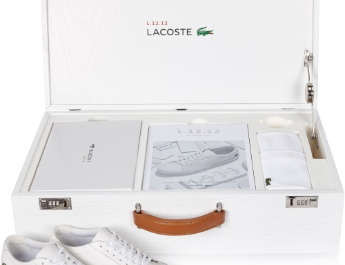 Briefcase for Lacoste Footwear