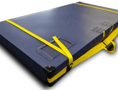 Exhibition Panel Storage Case