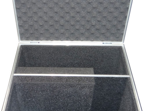 Twin Flight Case for Martin Atomic 3000