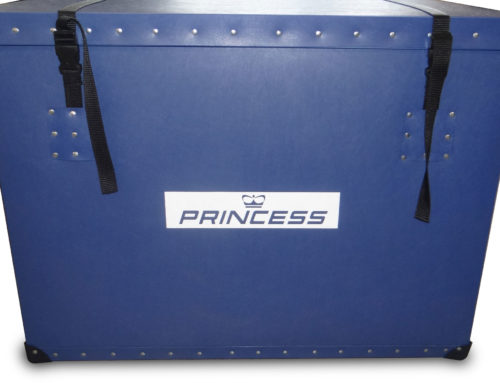 Poly Case with Companies Logo Screen Printed