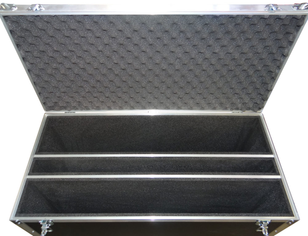 Flight case to transport sky panels
