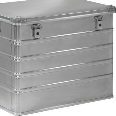 Aluminium Trunks