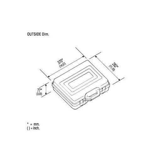 Classic 170/36 Plastic Case