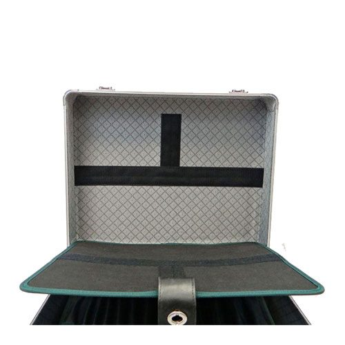 Challenger Aluminum TPF-201S-T Tool Box Briefcase