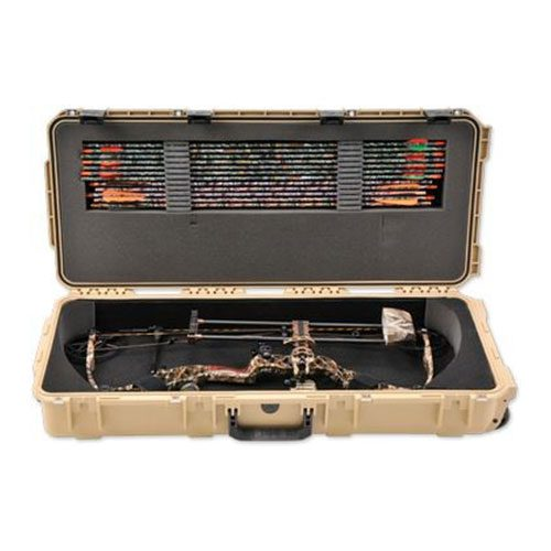 SKB Mathews Heli-M Bow Case - Desert Tan