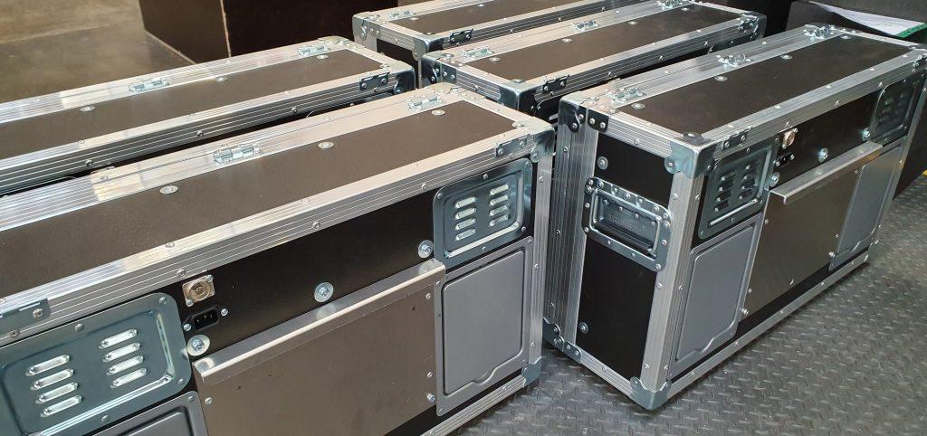 Monitor Setup Flight Case