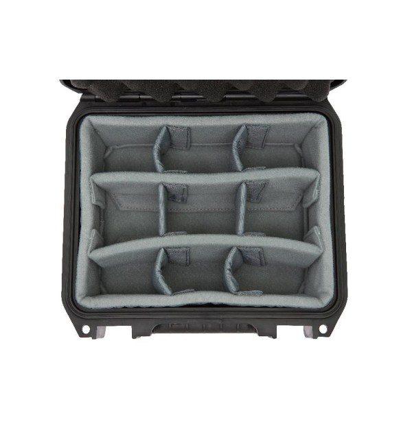 SKB iSeries 0907-4 Case w/Think Tank Designed Dividers