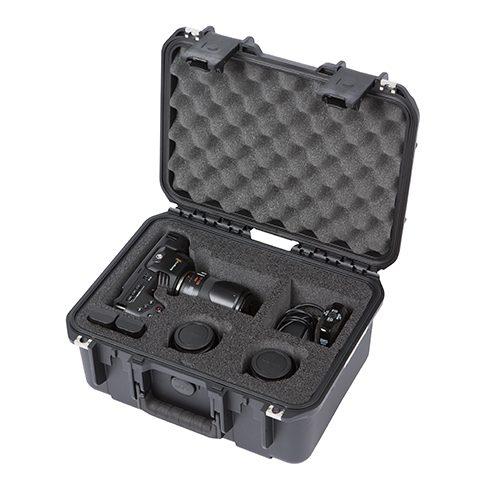 SKB iSeries 1309 Waterproof Blackmagic Design Pocket Cinema Camera 4K Case