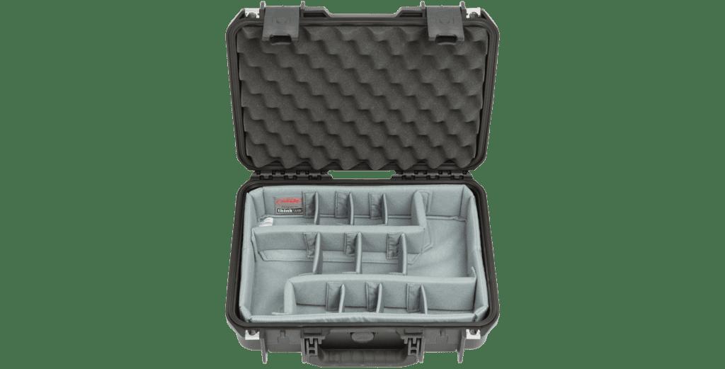 SKB iSeries 1510-4 Case w/Think Tank Designed Dividers