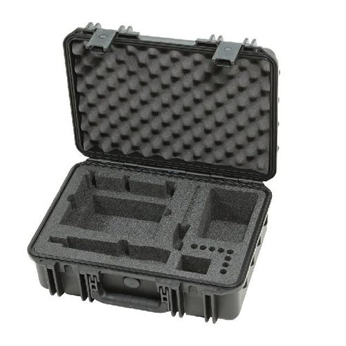 SKB Injection Molded Case with foam for Sennheiser EW Wireless Mic System