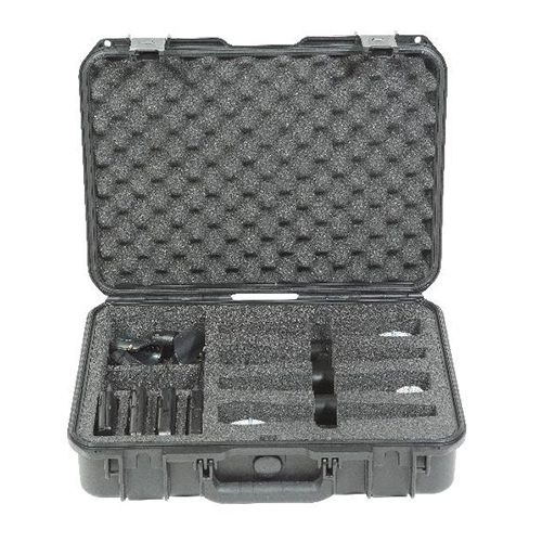 SKB iSeries Waterproof Wireless Four Mic Case