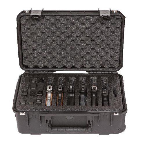 SKB iSeries 2011-7 Six Handgun Case