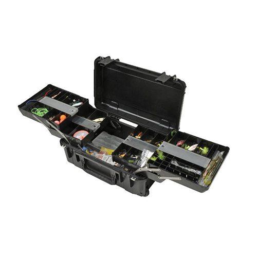 SKB iSeries 2011-7 Waterproof Fishing Tackle Box