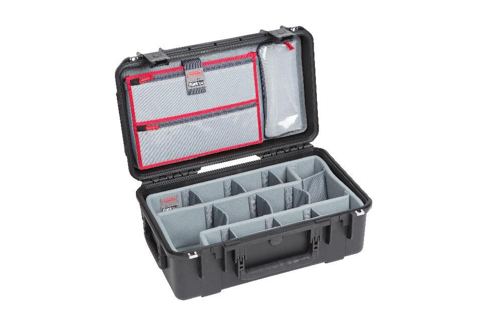 SKB iSeries 2011-8 Case w/Think Tank Designed Photo Dividers & Lid Organiser