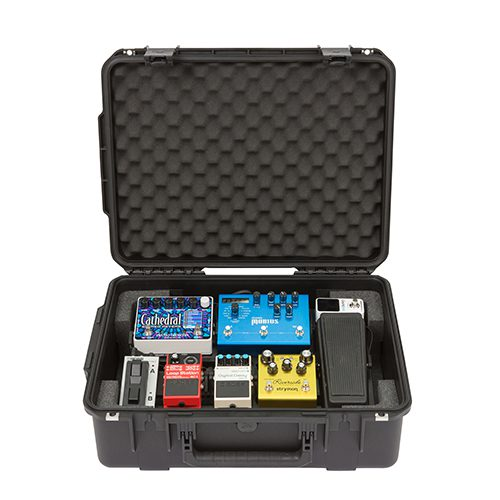 SKB iSeries injection moulded pedalboard case
