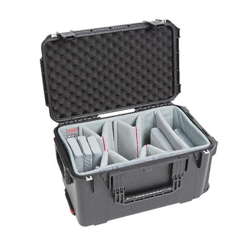 SKB iSeries 2213-12 Case w/Think Tank Designed Video Dividers