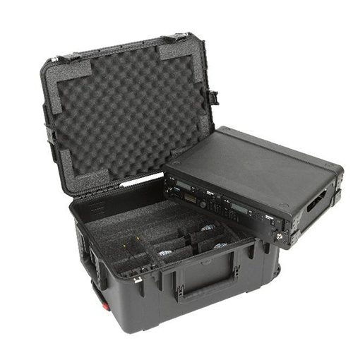 3i-2217-10wmc-skb-rolling-rack-wireless-mic-fly-waterproof-black-wheels-616x495x311mm-leftside-gear-open
