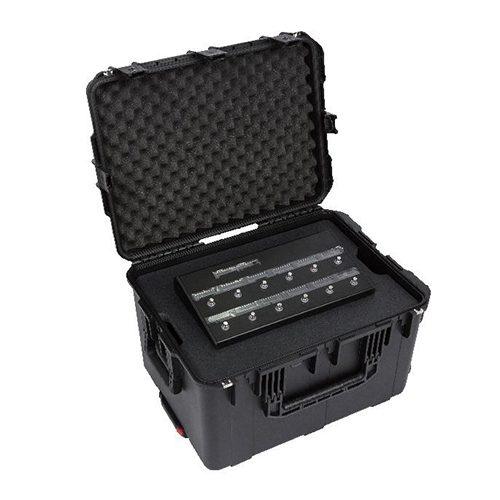 SKB iSeries 2317-14 4U Guitar FX Fly Rack