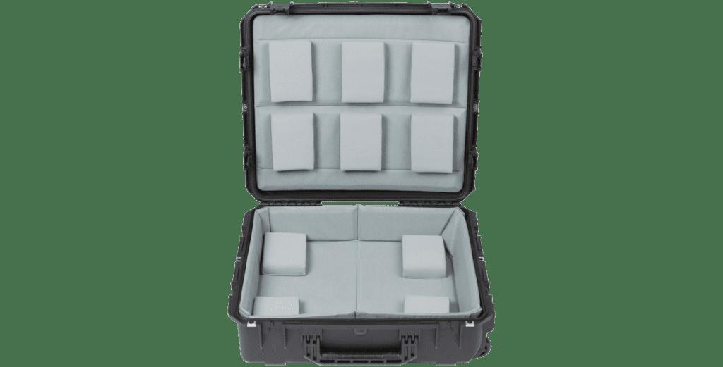 SKB iSeries 2421-7 Case w/Think Tank Designed Liner