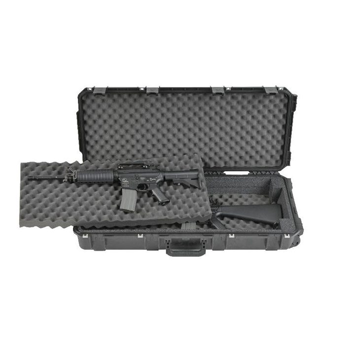 SKB ISERIES 3614 DOUBLE M4 / SHORT RIFLE CASE