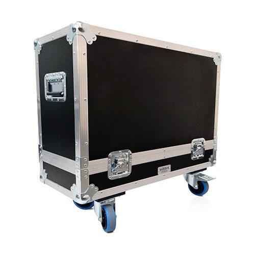QSC K Sub Bass Speaker Flightcase