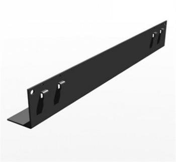 Rack Shelf Support Black 305mm/12