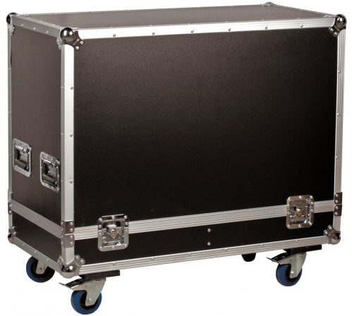 Yamaha Concert Club S115V Speaker Flight Cases