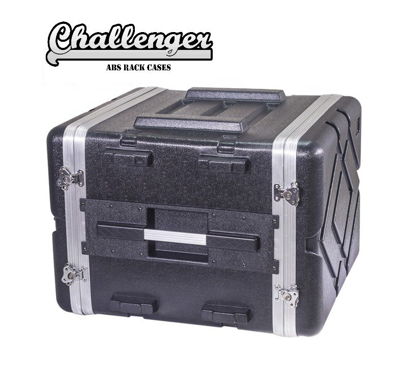 Challenger 19″ 8U ABS Rack Case