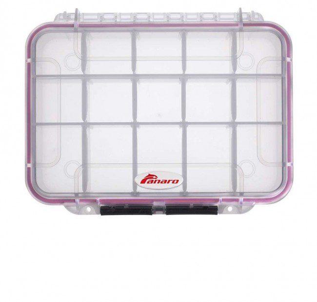 MAX002T IP67 Rated Transparent Storage Case