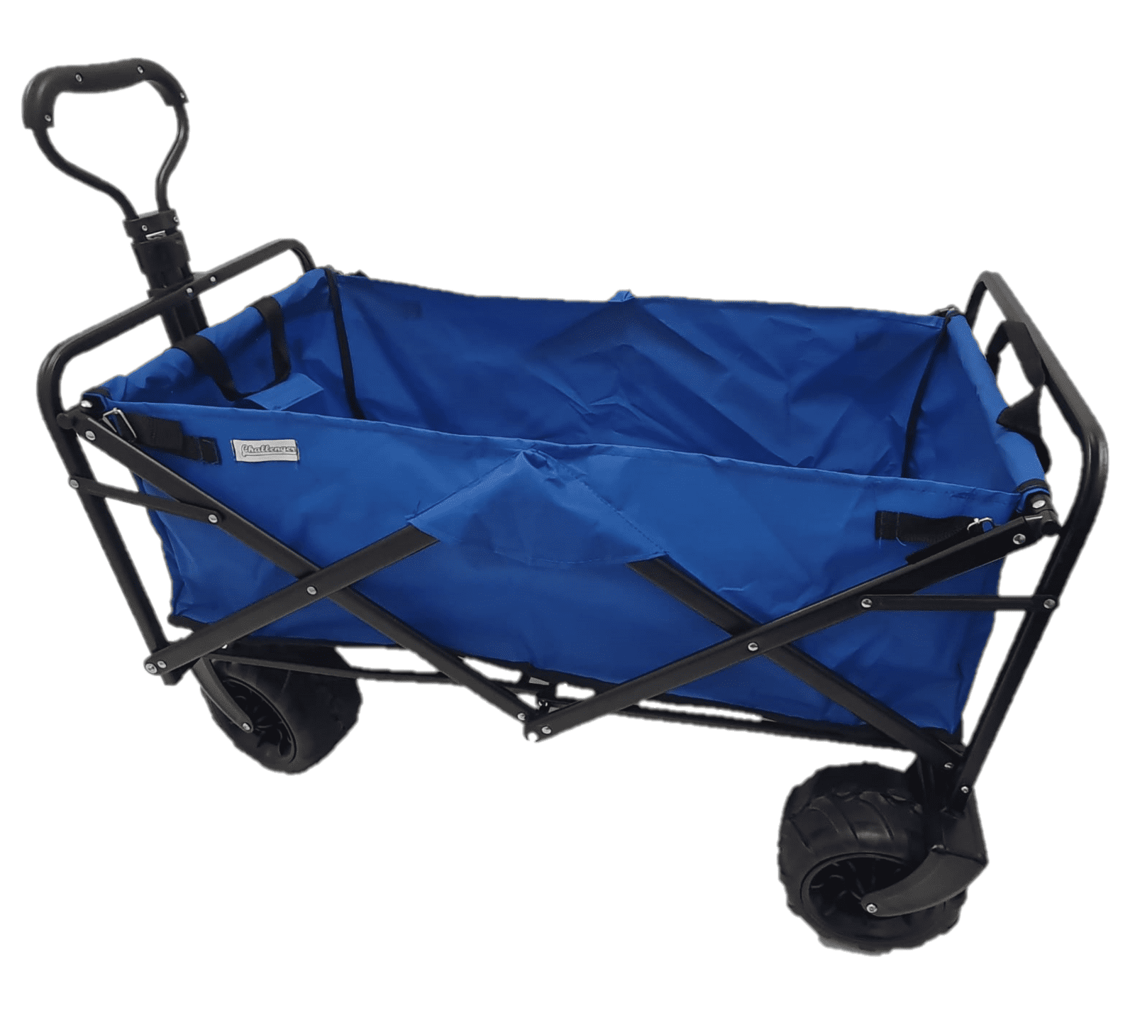 Challenger All Terrain Heavy Duty Folding Garden Trolley