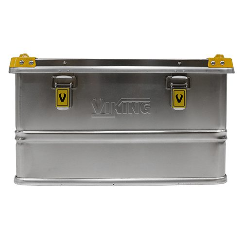 Viking Aluminium Box