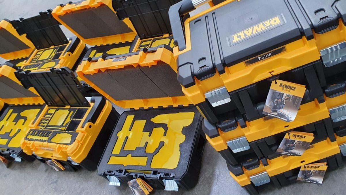 DeWalt Custom Tool Box