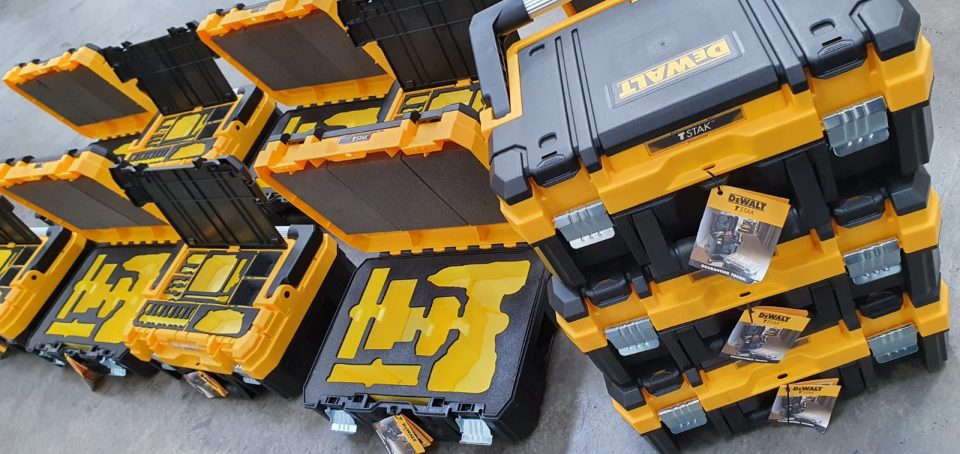 DeWalt Custom Tool Box