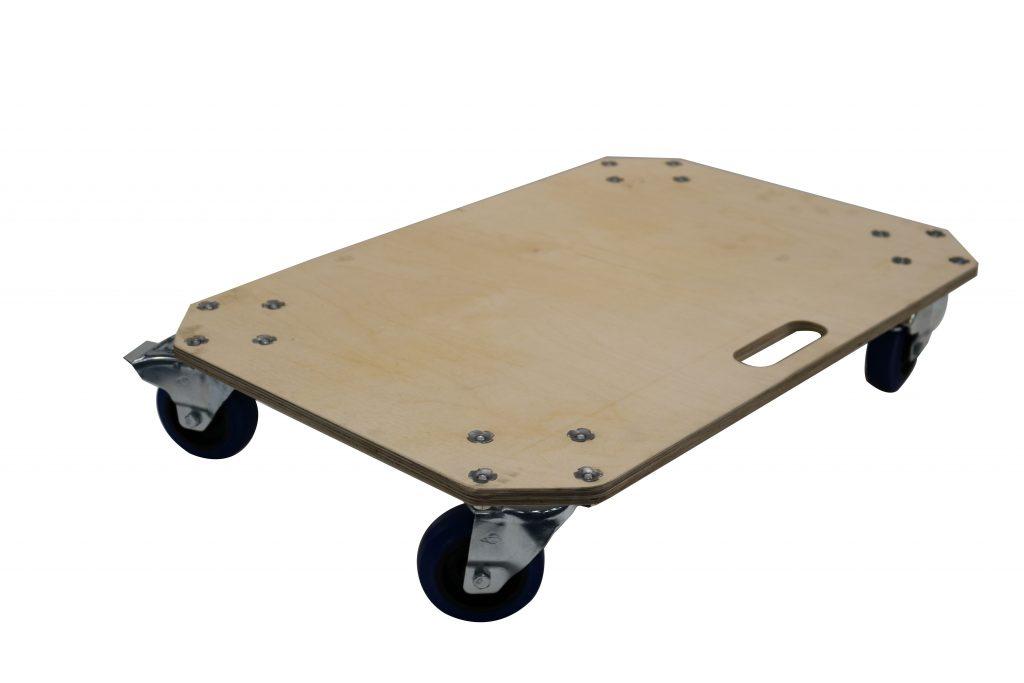 Dolly Wheel Board