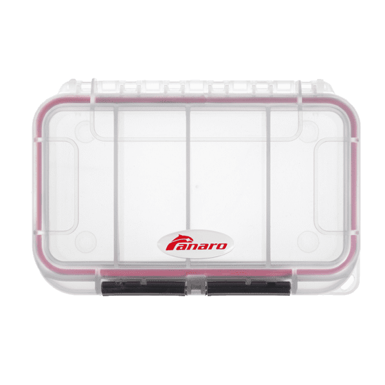 MAX004T IP67 Rated Transparent Storage Case