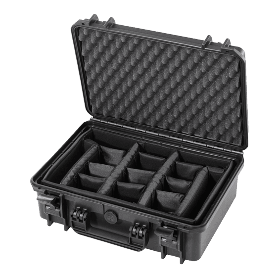 MAX430 Camera Case IP67 Rated Professional Photography Case