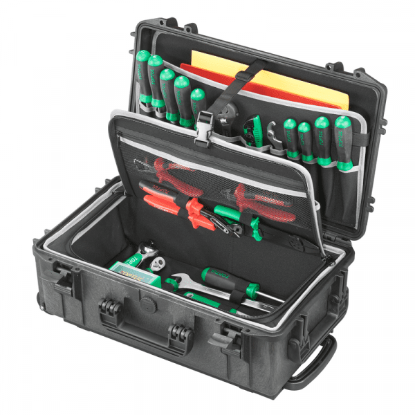 MAX520TCTR IP67 Rated Professional Tool Case with Wheels