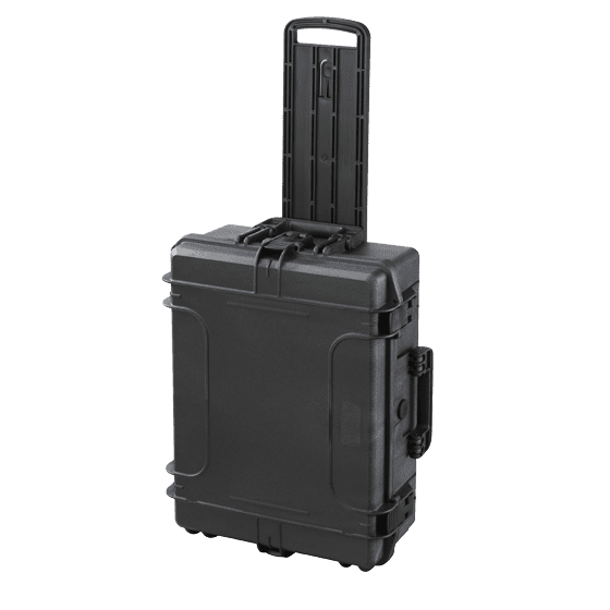MAX540H190TR Tough IP67 Rated Case With Wheels